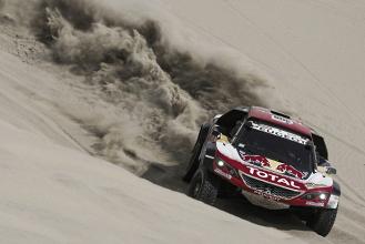 Rally Dakar, día 2 en coches: Despres sorprende llevándose la victoria en la segunda etapa