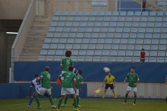 El Lorca sigue sin gol y sin victorias