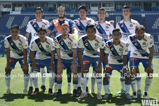 Puebla sub 20 la promesa de este semestre