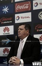 """Miguel Herrera: """"Vamos a fortalecer al equipo"""""""