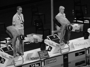 Nuoto - Coppa del Mondo: Doha, seconda giornata - Detti terzo nei 1500