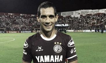 José Sand, la carta de gol del Deportivo Cali