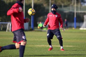 Cagliari: Diego Lopez prepara la delicatissima sfida contro la Juventus