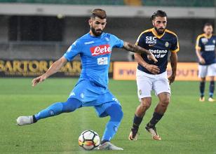 Ufficiali Napoli-Hellas: titolarissimi per Maurizio Sarri, Pecchia si affida a Kean