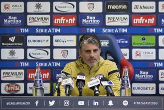 """Cagliari, Lopez pronto alla sfida con la Juve: """"Dobbiamo dare il 110%"""""""