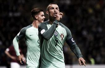 "André Silva: ""Cristiano está con ritmo para cerrar muchas bocas que hablan mal de él"""