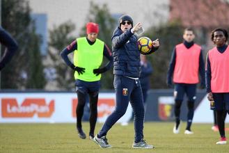 Genoa: le ultime in vista del match contro la Juventus