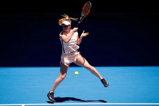 Australian Open 2018, Svitolina non fa sconti