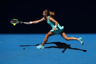 Australian Open 2018 - Mertens batte Cornet, avanza la Rybarikova