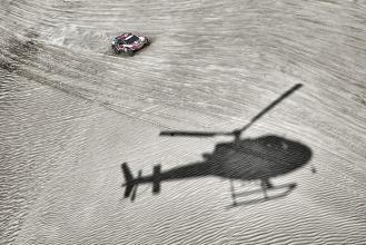 Rally Dakar, día tres en coches: Al-Attiyah resiste, Nani Roma hospitalizado