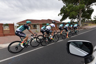 Tour Down Under 2018, il percorso