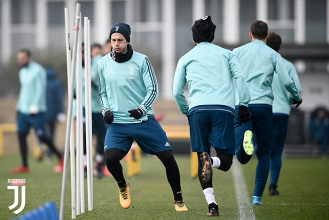 Juventus, De Sciglio recuperato per il Genoa; complicati i ritorni di Buffon e Cuadrado
