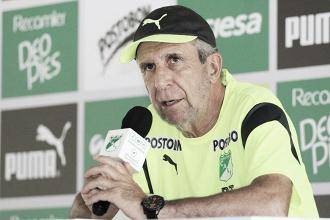 """Gerardo Pelusso: """"Si se pierde un partido no hay nadie que quede satisfecho"""""""