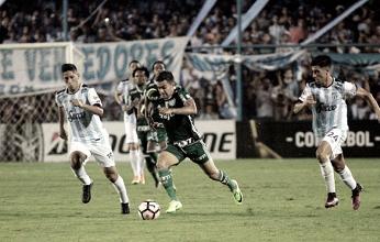 Buscando primeiro lugar do grupo, Palmeiras recebe Tucumán pela Libertadores