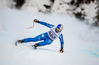 Sci Alpino - Discesa libera Garmisch: Feuz padrone della Kandahar, secondi Paris e Kriechmayr