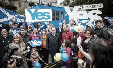 "Dundee vote ""Yes"" in Scottish Referendum"
