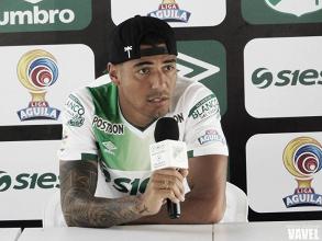 """Jefferson Duque: """"Deportivo Cali tiene la obligación de ganar a donde vaya"""""""