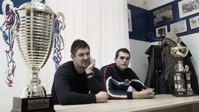Dusan Bozoljac refuerza al DS Auto Gomas Sinfín