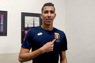 Genoa: ecco El Yamiq, Ballardini comincia a preparare la sfida contro il Chievo Verona