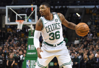 "NBA - La positività di Marcus Smart: ""Tornerò per i playoff"""