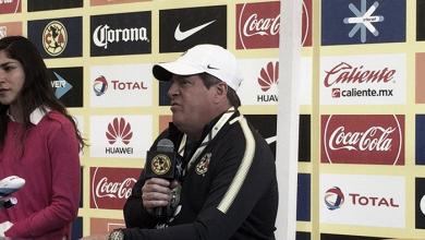El 'Piojo' no ve como Clásico el América vs Tigres