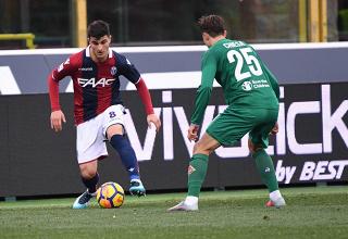 """Bologna, Orsolini ammette: """"E' stato duro il primo anno in A"""""""