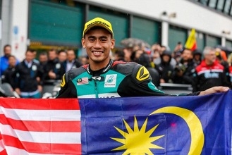 MotoGP, Tech 3 sceglie Syahrin per i test di Buriram