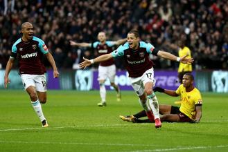 Premier League - Watford nullo, nessun problema per il West Ham (2-0)