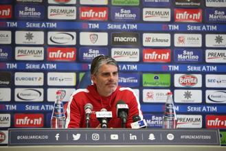 """Cagliari - Diego Lopez: """"Soddisfatto della prestazione, Barella continuerà a crescere"""""""