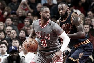 NBA, Dwyane Wade vicino ai Cleveland Cavaliers