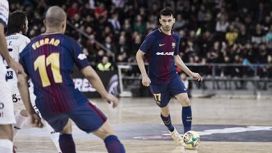 El Barça Lassa destroza al Ríos Renovables y se reencuentra con la victoria