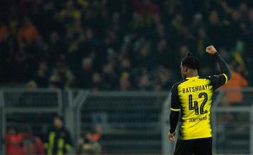 Europa League - Batshuayi beffa l'Atalanta: vince il Borussia Dortmund 3-2