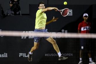ATP - Rio Open: fuori Cecchinato, oggi Monfils - Cilic