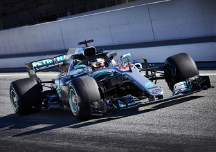 F1, Gp d'Australia - PL2: Hamilton sugli scudi, ma Verstappen è lì