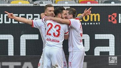 Fortuna Düsseldorf 2-1 FC St. Pauli: Hoffmann and Usami send dieFlingeranerback to the top