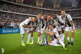 source photo: twitter ufficiale Juventus FC