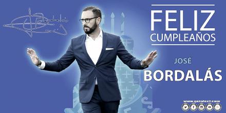 Dulce cumpleaños para José Bordalás