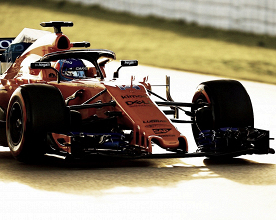 Boullier ve cambios en Fernando Alonso
