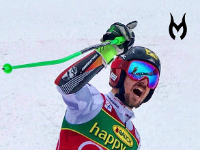 Sci Alpino - Slalom, Kranjska Gora: dominio Hirscer, Kristoffersen a otto decimi | Twitter Marcel Hirscher