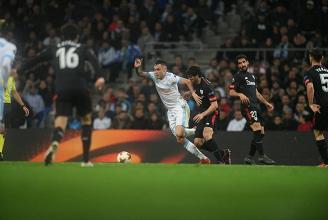 Europa League - Il Marsiglia schianta l'Athletic Bilbao: 3-1 al Velodrome