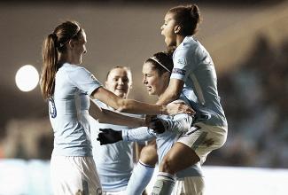 Manchester City e Chelsea saem na frente nas partidas de quartas de final da Champions League Feminina