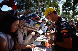 F1, Red Bull - Ricciardo al bivio, Vettel ed Hamilton ci scherzano su