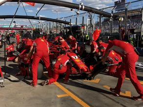 """F1, Ferrari - Raikkonen in palla: """"La Ferrari può migliorare"""""""