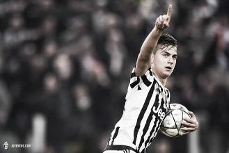 """Dybala: """"Estoy bien en la Juventus"""""""