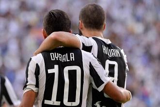 Juve - Effetto Joya: la 10 di Dybala va a ruba