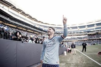 New York City FC grab win in home opener over LA Galaxy