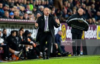 Everton set to make an approach for Burnley boss Sean Dyche