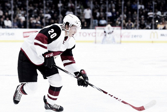 Los Coyotes envían a la promesa Strome a la AHL
