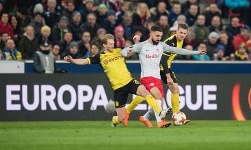 Europa League - Impresa Salisburgo: Dortmund eliminato
