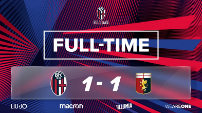 source photo: twitter Bologna FC